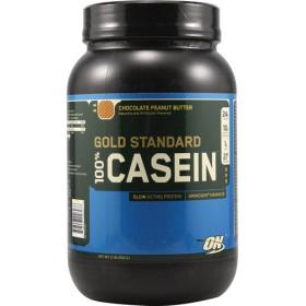 100% Casein Protein  Gold standard 908 г - распродажа