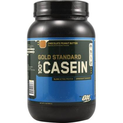 100% Casein Protein  Gold standard 908 г