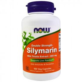 Силимарин (100 капс, 300 мг)