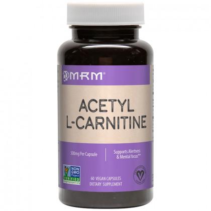 Ацетил-L-карнитин (60 капс, 500 мг)