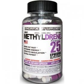 Methyldrene 25 elite (100 капсул) - Cloma Pharma
