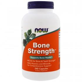 Сильные кости (240 капс) NOW