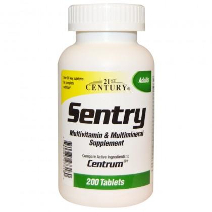 Sentry 200 таб (21st Centry - США)