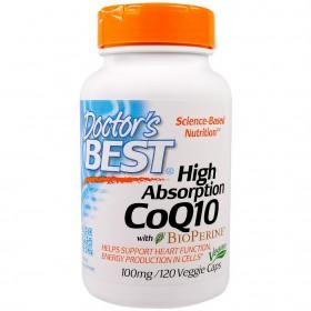 Q10 (120 капс по 100 мг) с биоперином