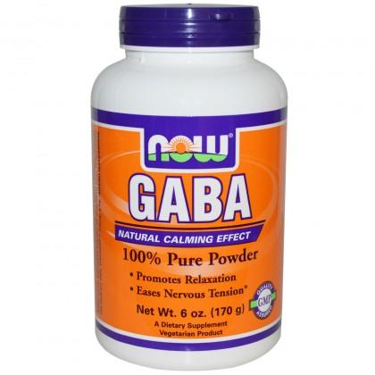 GABA (170 г) - гамма-аминомаслянная кислота