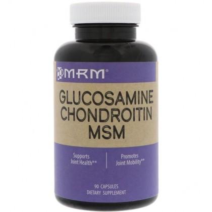 Глюкозамин-хондроитин-MSM (90 капс) - MRM