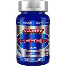 Кофеин (100 табл по 200 мг) - ALLMAX