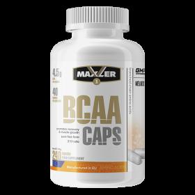 BCAA капсулы (180 капс, 750 мг) - Maxler