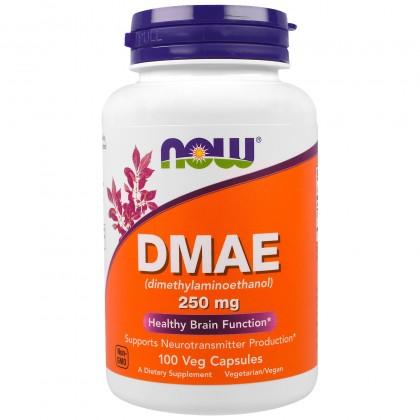 DMAE (100 капс по 250 мг) - NOW
