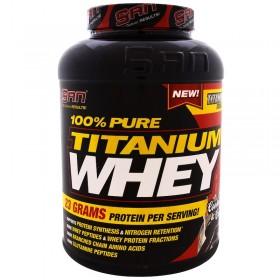 Whey Titanium (сывороточный) - 2290 г - акционный товар