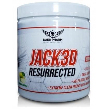 Jack 3d resurrected (25 порций с геранью)