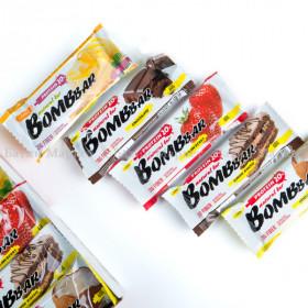 BombBar (белок 21 г, углеводы 6 г, жир 5 г, масса 60 г)