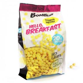 Готовый завтрак (5 порций по 50 г, белок 10 г, углеводы 30 г, жир 1 г)