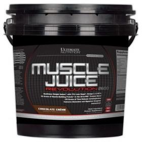 Muscle Juice Rev. (простой гейнер) - 5040 г