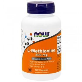 L-метионин 100 капсул по 500мг