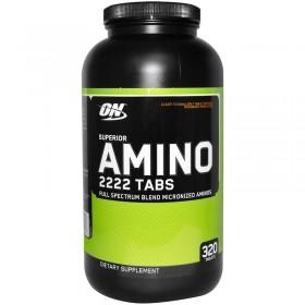 Superior Amino 2222 (320 таб) - ON