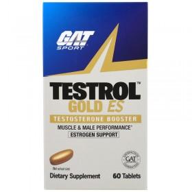 Тестостероновый бустер Testrol Gold ES (60 таб, 30 дней)