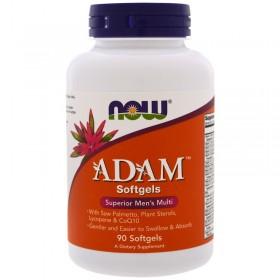Adam (90 гелевых капс, 45 дней) - Акционный товар