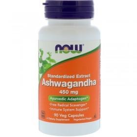 Ашваганда (90 капс, 450 мг)